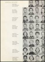 1959 Watonga High School Yearbook Page 56 & 57