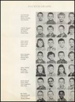 1959 Watonga High School Yearbook Page 58 & 59