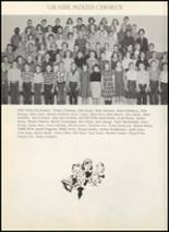 1959 Watonga High School Yearbook Page 100 & 101