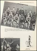 1959 Watonga High School Yearbook Page 108 & 109