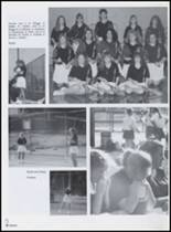 1995 Cowanesque Valley High School Yearbook Page 44 & 45