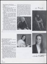 1995 Cowanesque Valley High School Yearbook Page 58 & 59