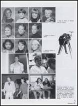 1995 Cowanesque Valley High School Yearbook Page 106 & 107