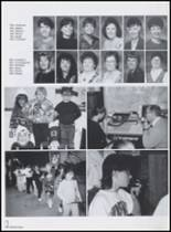 1995 Cowanesque Valley High School Yearbook Page 108 & 109