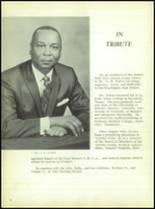 1969 Booker T. Washington High School Yearbook Page 12 & 13