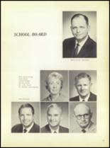 1969 Booker T. Washington High School Yearbook Page 14 & 15