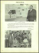 1969 Booker T. Washington High School Yearbook Page 16 & 17