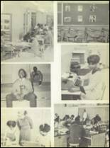 1969 Booker T. Washington High School Yearbook Page 20 & 21