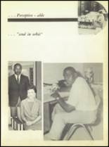 1969 Booker T. Washington High School Yearbook Page 22 & 23