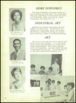 1969 Booker T. Washington High School Yearbook Page 28 & 29