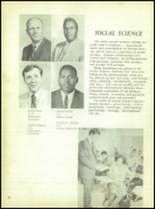 1969 Booker T. Washington High School Yearbook Page 30 & 31