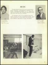 1969 Booker T. Washington High School Yearbook Page 32 & 33