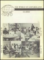 1969 Booker T. Washington High School Yearbook Page 34 & 35
