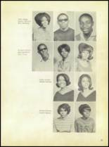 1969 Booker T. Washington High School Yearbook Page 42 & 43