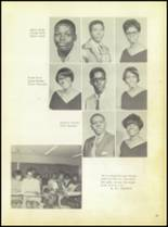 1969 Booker T. Washington High School Yearbook Page 46 & 47