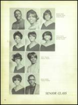 1969 Booker T. Washington High School Yearbook Page 48 & 49