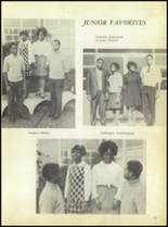 1969 Booker T. Washington High School Yearbook Page 50 & 51