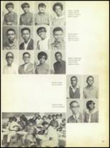 1969 Booker T. Washington High School Yearbook Page 52 & 53