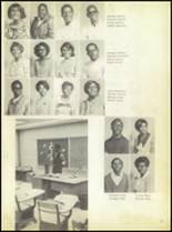 1969 Booker T. Washington High School Yearbook Page 54 & 55