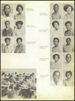 1969 Booker T. Washington High School Yearbook Page 60 & 61