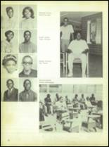 1969 Booker T. Washington High School Yearbook Page 66 & 67