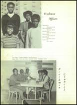 1969 Booker T. Washington High School Yearbook Page 68 & 69