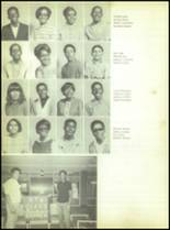 1969 Booker T. Washington High School Yearbook Page 74 & 75