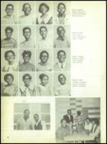 1969 Booker T. Washington High School Yearbook Page 76 & 77