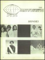 1969 Booker T. Washington High School Yearbook Page 80 & 81
