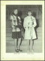 1969 Booker T. Washington High School Yearbook Page 86 & 87