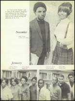 1969 Booker T. Washington High School Yearbook Page 92 & 93