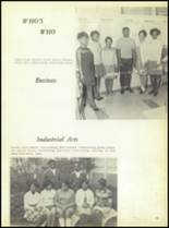 1969 Booker T. Washington High School Yearbook Page 102 & 103
