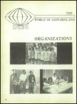 1969 Booker T. Washington High School Yearbook Page 106 & 107