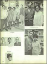 1969 Booker T. Washington High School Yearbook Page 108 & 109