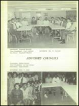 1969 Booker T. Washington High School Yearbook Page 110 & 111