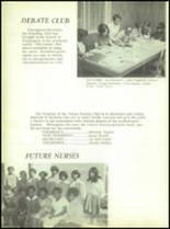 1969 Booker T. Washington High School Yearbook Page 112 & 113