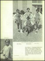 1969 Booker T. Washington High School Yearbook Page 118 & 119