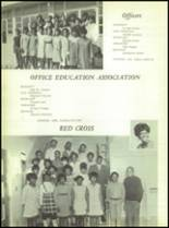1969 Booker T. Washington High School Yearbook Page 122 & 123