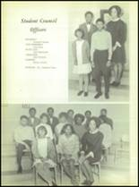 1969 Booker T. Washington High School Yearbook Page 124 & 125