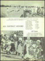 1969 Booker T. Washington High School Yearbook Page 132 & 133