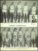 1969 Booker T. Washington High School Yearbook Page 134 & 135