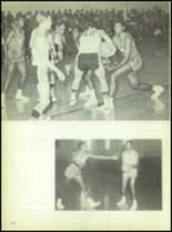 1969 Booker T. Washington High School Yearbook Page 136 & 137