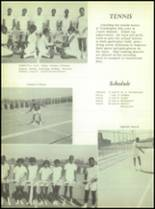 1969 Booker T. Washington High School Yearbook Page 140 & 141
