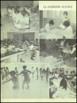1969 Booker T. Washington High School Yearbook Page 144 & 145