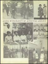 1969 Booker T. Washington High School Yearbook Page 146 & 147