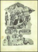 1969 Booker T. Washington High School Yearbook Page 150 & 151