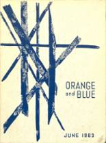 1963 Yearbook Union Hill High School
