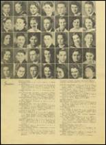 1935 Dodge City High School Yearbook Page 10 & 11