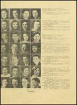 1935 Dodge City High School Yearbook Page 12 & 13