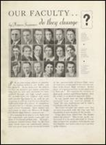 1935 Dodge City High School Yearbook Page 14 & 15